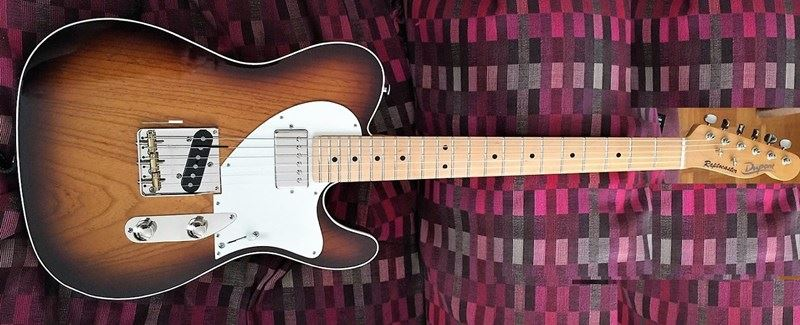 <span style=&#34;font-size:22pt;&#34;><b>Guitare DUPONT RAPTOCASTER</b></span>